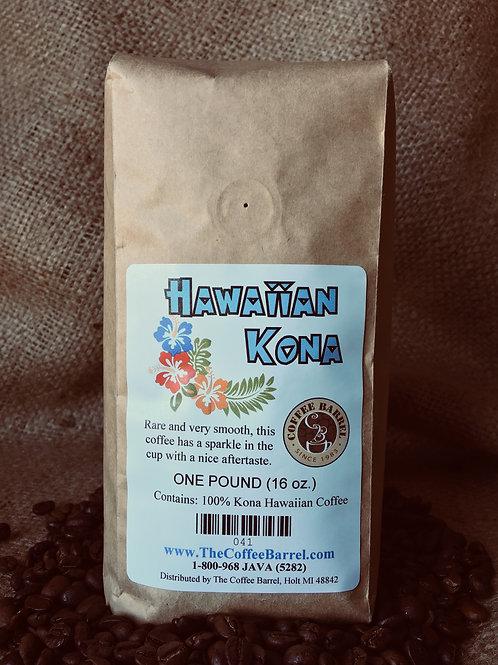 Hawaiian 100% Kona