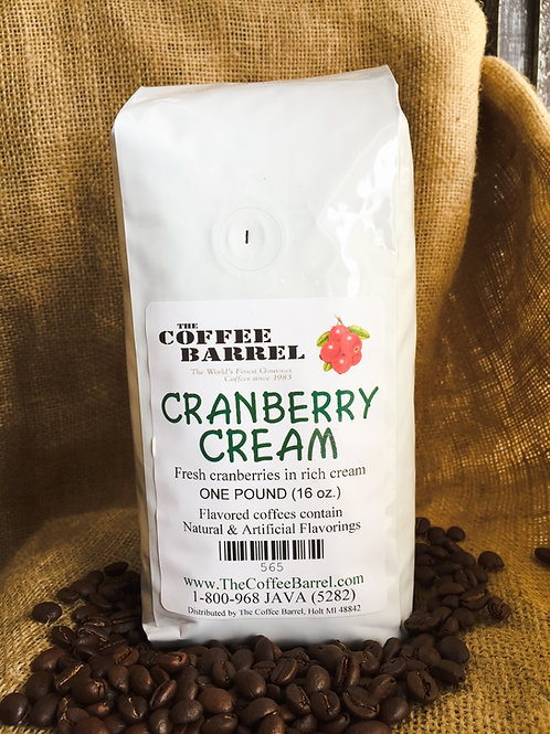 Cranberry Cream-WS
