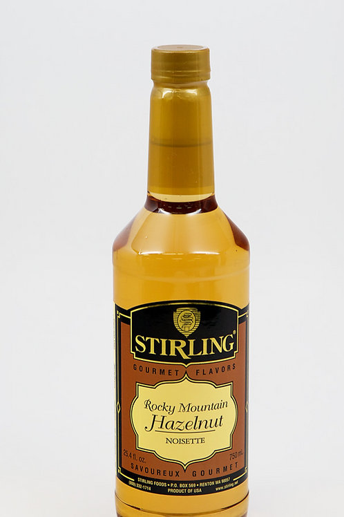 Hazelnut Flavor 24.4 Oz. Bottle-WS