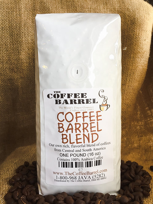 Coffee Barrel Blend