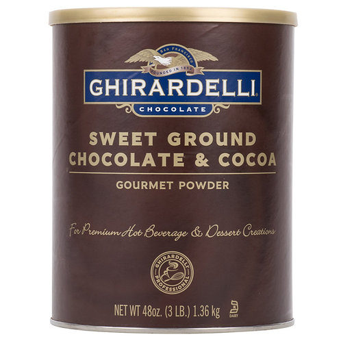 Ghirardelli Sweet Gr. Choc. Powder