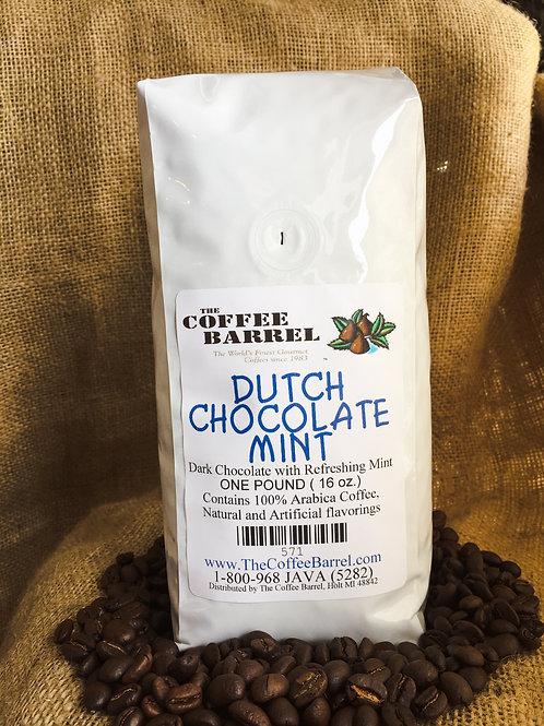 Dutch Chocolate Mint