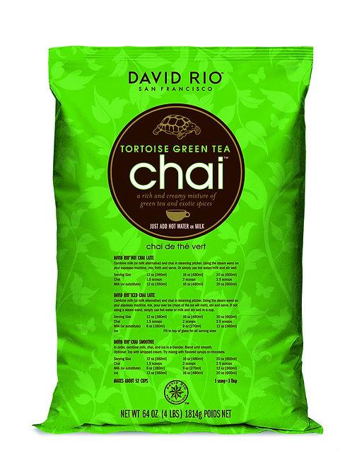 David Rio Tortoise G. Tea Chai 4.0 Lb. Bag