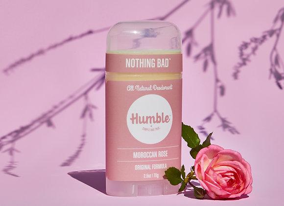 Humble Moroccan Rose Deodorant