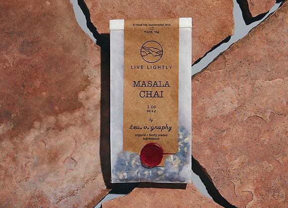 Tea.o.graphy Masala Chai