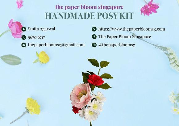 Handmade Posy Kit