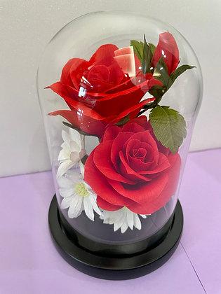 Exquisite Immortal red roses