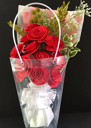 Stylised roses