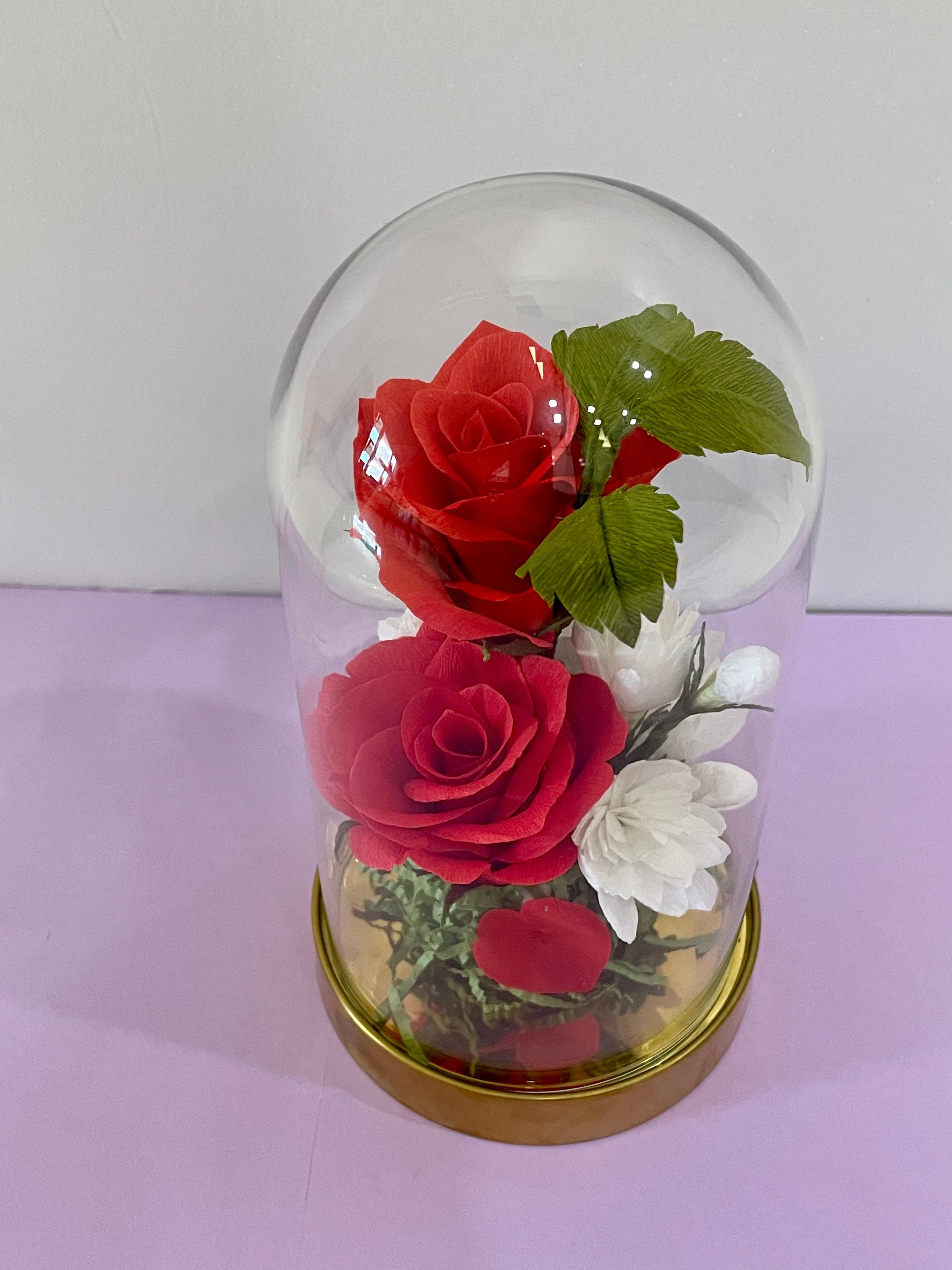 Workshop for Immortal Roses!