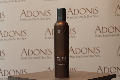Surface Firm Styling Mousse