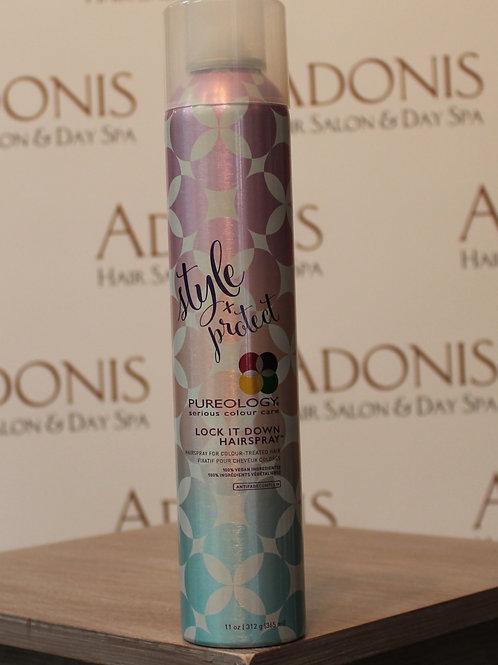 Pureology Lock It Down Hairspray
