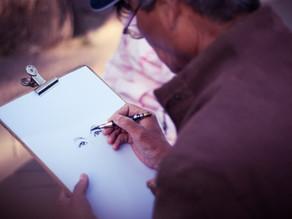 Cosplay Figure Drawing