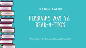 February YA Read-A-Thon