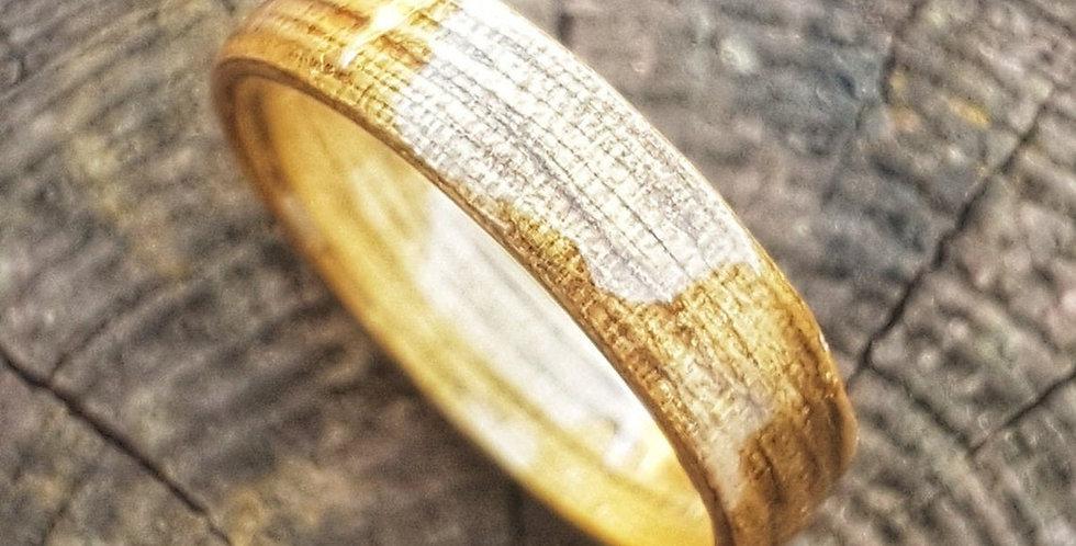 Limba Bentwood Ring