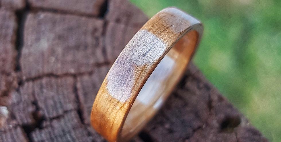 Figured American Walnut Ring