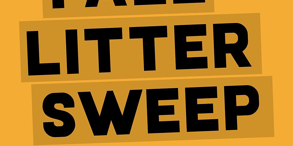 2020 Fall Litter Sweep