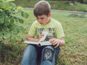 Take Your Kids Outside to Fight Nature-Deficit Disorder