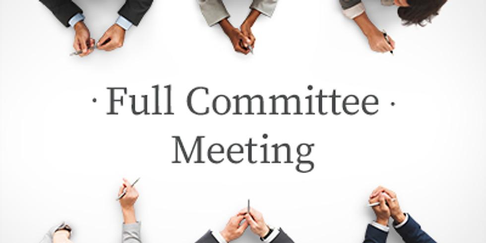 Full Committee Meeting