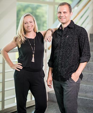 Partners Jenna & Grant Bailey