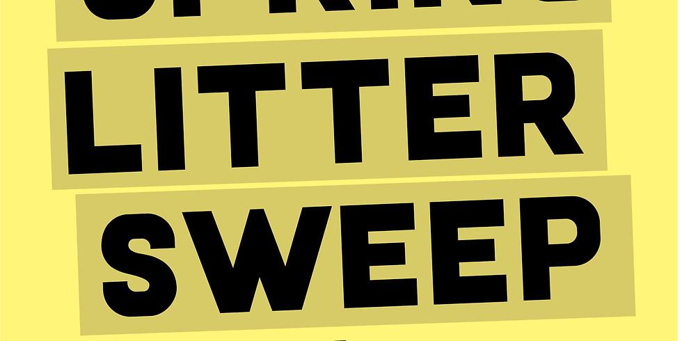 2021 Spring Litter Sweep
