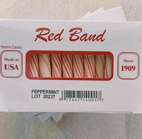 Old Fashioned Stick Candy