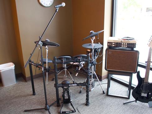 Digital Drumset
