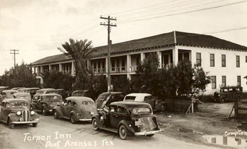 1930's Tarpon Inn Side View.jpg