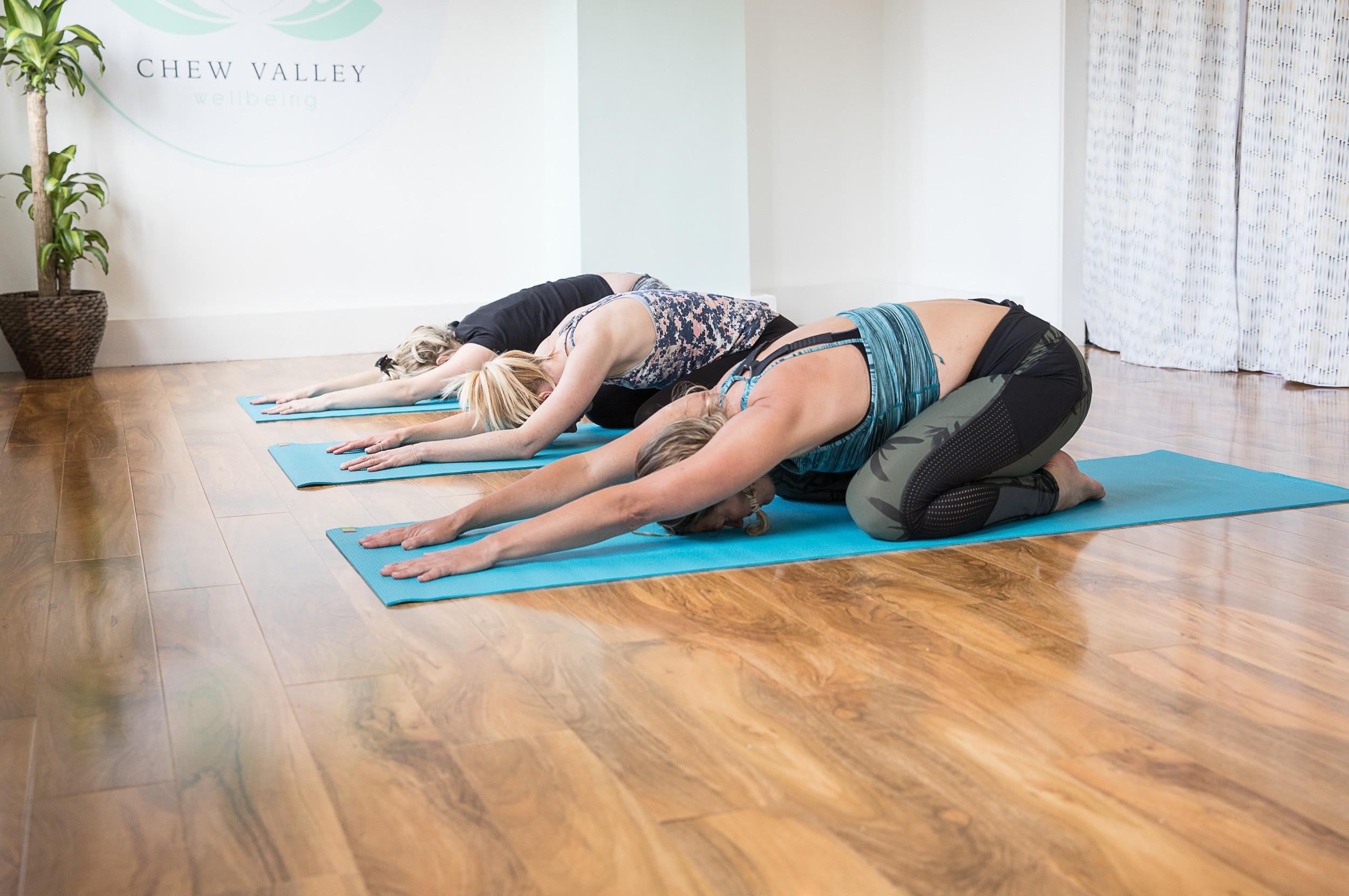Online Gentle Yoga