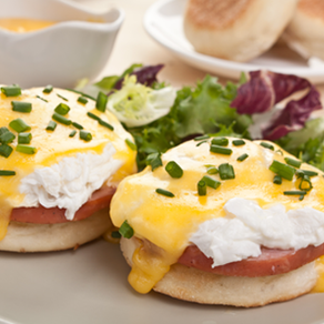 Eggs - A Healthy Valentine's Day Treat
