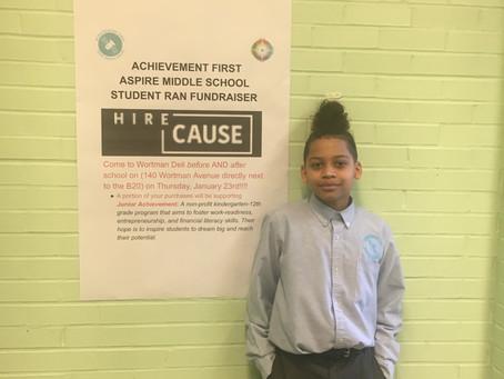Achievement First - Aspire's Hire Cause