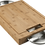 Thumbnail: PRO Cutting Board with Bowls