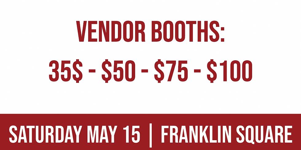 Vendor Booths