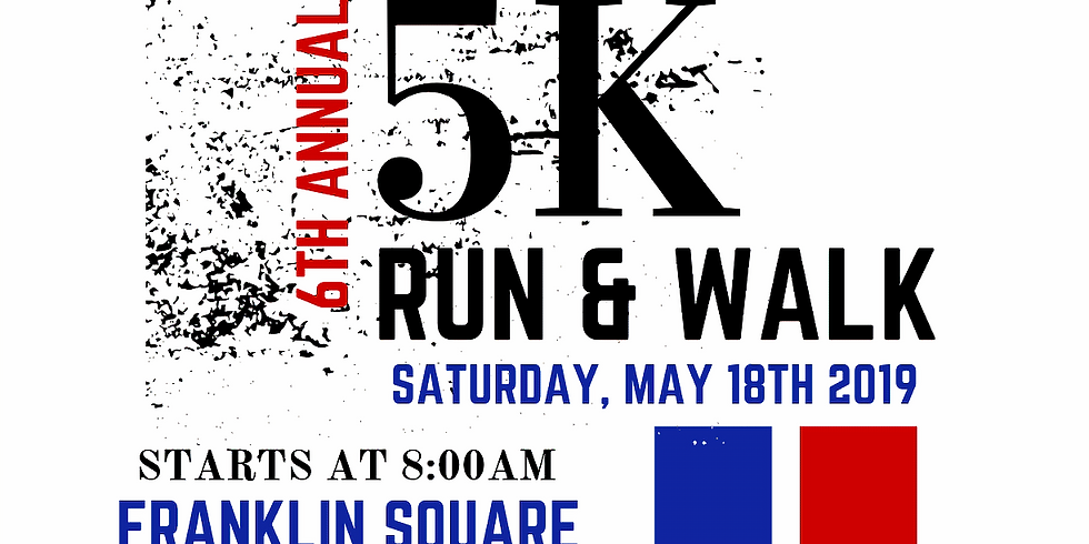 5k Run/Walk