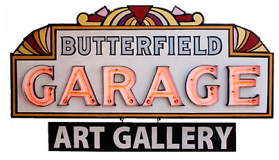 Butterfield Garage Art Gallery Saint Aug