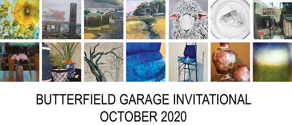 Butterfield Garage Gallery Invitational