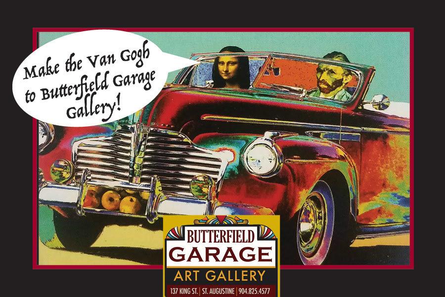Butterfield garage gallery