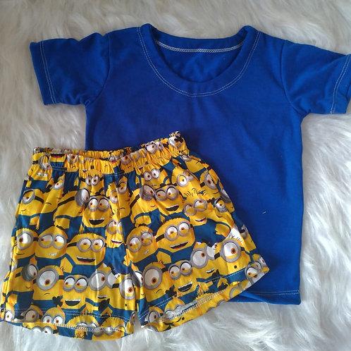 Pijama Minions - unissex