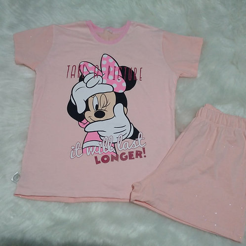 Pijama Minnie Picture tam. PP