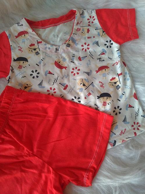 Pijama Piratinhas