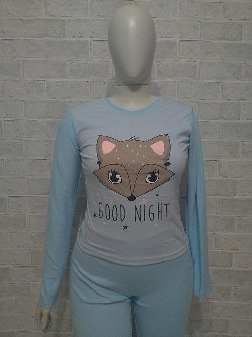 Pijama Bons sonhos - tam. PP