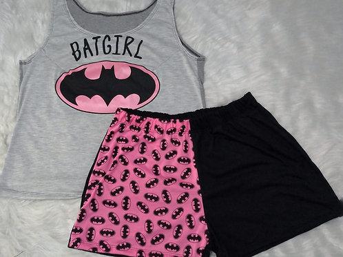 Pijama Batgirl - M