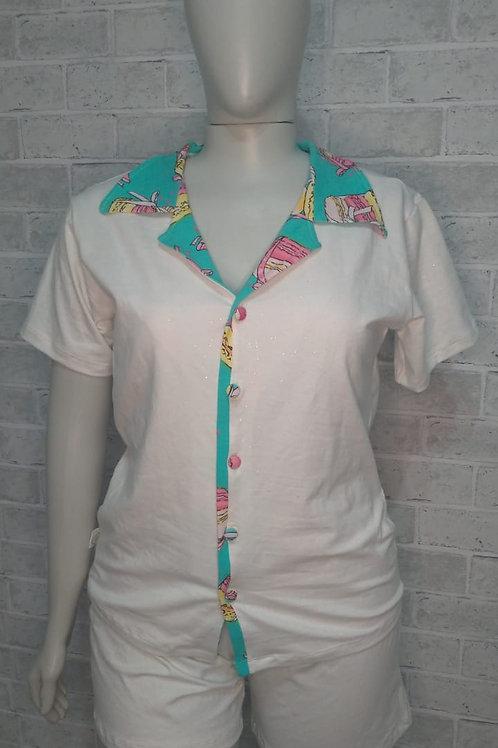 Pijama Macarons Glam
