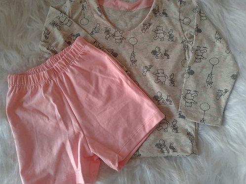 Pijama Ursinho Poof