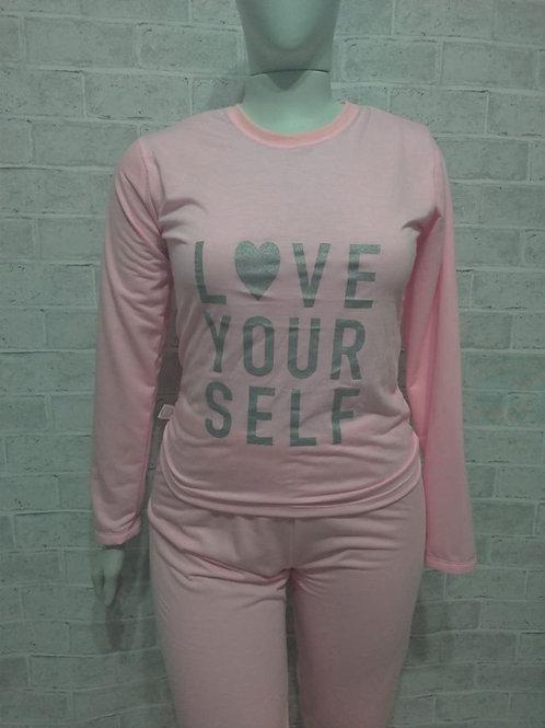 Pijama Love your self - Tam. M