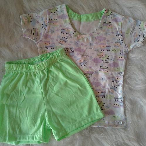 Pijama Carneirinhos