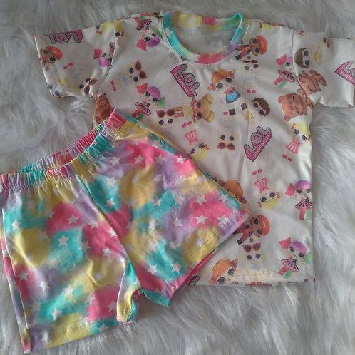 Pijama Bonequinhas