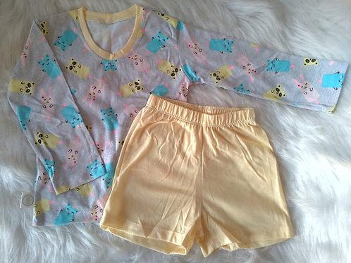 Pijama Ursinhos