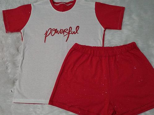 Pijama POWERFUL - G