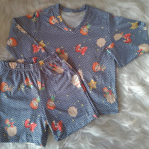 Pijama Pequeno Principe