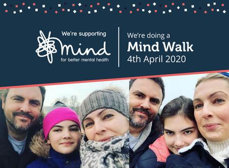 Mind Walk 4th April 2020
